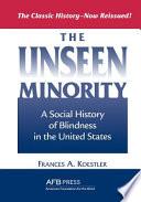 The Unseen Minority Book