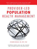 Provider-Led Population Health Management