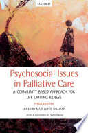 Psychosocial Issues In Palliative Care Book PDF