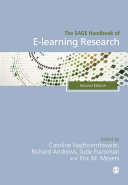 The SAGE Handbook of E learning Research