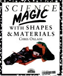 Science Magic with Shapes   Materials