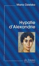 Hypatie d'Alexandrie