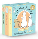 Pat the Bunny  First Books for Baby  Pat the Bunny  Book