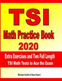 TSI Math Practice Book 2020