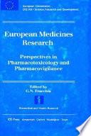 European Medicines Research Book