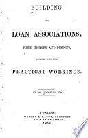Building and loan associations...