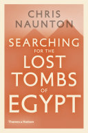 Pdf Searching for the Lost Tombs of Egypt