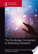 The Routledge Companion to Marketing Research