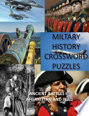 Military History Crossword Puzzles