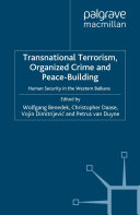 Pdf Transnational Terrorism, Organized Crime and Peace-Building Telecharger