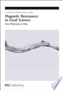 Magnetic Resonance In Food Science Book PDF