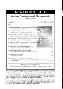 American Economic Journal Book