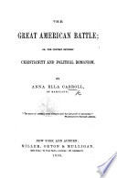 The Great American Battle