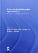 Cover of Evidence-Based Learning and Teaching in Australian Classrooms