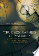True Biographies Of Nations