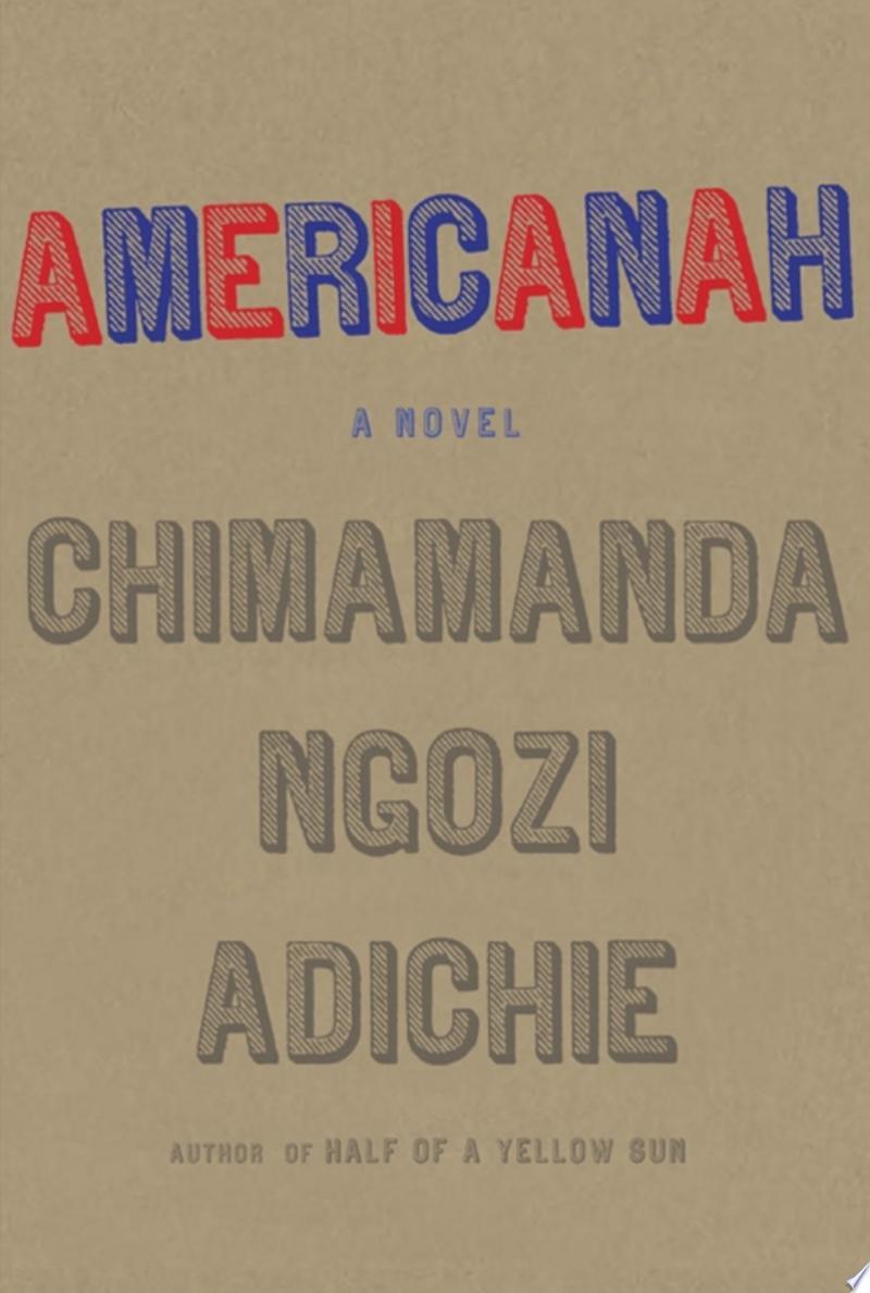 Americanah image