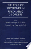 The Role of Serotonin in Psychiatric Disorders