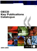 Oecd Key Publications Catalogue