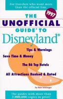 The Unofficial Guide to Disneyland 1997