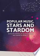 Popular Music, Stars and Stardom Pdf/ePub eBook