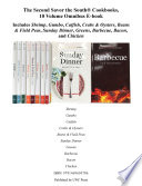 The Second Savor The South Cookbooks 10 Volume Omnibus E Book Book PDF