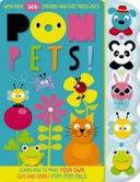 Pom Pets Sticker Activity