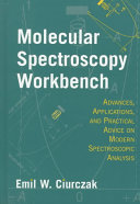 Molecular Spectroscopy Workbench