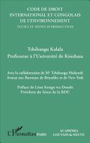 Code de droit international et congolais de l'environnement