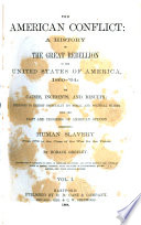 The American Conflict Book