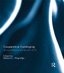 Cooperative Cataloging