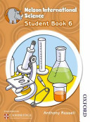 Nelson International Science Student Book 6