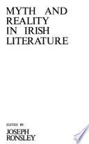 Myth and Reality in Irish Literature