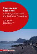 Tourism and Resilience Pdf/ePub eBook