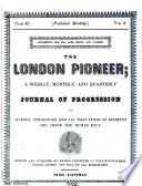 The Penny satirist and London pioneer  afterw   The London pioneer  afterw   The London literary pioneer  afterw   Literary pioneer