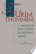 The Urim And Thummim