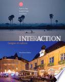 Interaction: Langue et culture (Book Only)
