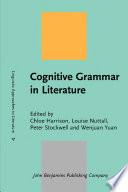 Cognitive Grammar in Literature Book
