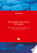 Sustainable Aquaculture Techniques Book