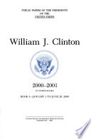 Public Papers of the Presidents of the United States