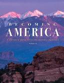 Becoming America Book PDF