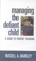 Managing the Defiant Child