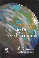 Chemistry for Green Environment Book