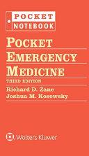 Pocket Emergency Medicine Book PDF