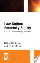 Low Carbon Electricity Supply