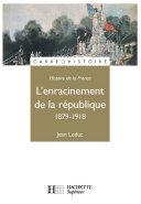Pdf L'Enracinement de la République - Edition 1991 Telecharger