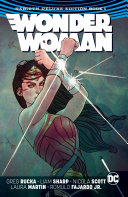 Wonder Woman: The Rebirth Deluxe Edition Book 1