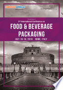 Proceedings of 3rd International Conference on Food and Beverage Packaging 2018 Book