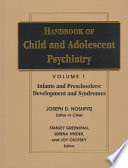 Handbook of child and adolescent psychiatry