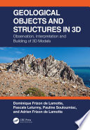 Geological Objects and Structures in 3D Book