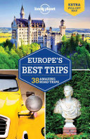 link to Europe's best trips : 40 amazing road trips in the TCC library catalog